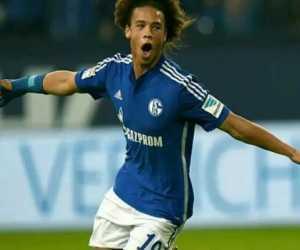 Report : Manchester United Interested In Schalke Teenager, Leroy Sane